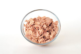 tuna can nutrition facts