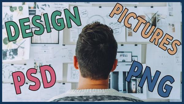 أهم 19 موقع لكل مصمم لتحميل صور التصميم مجانا و بجودة عالية