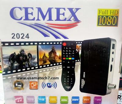 CEMEX 2024 Receiver New Software Download 1506tv SVA6