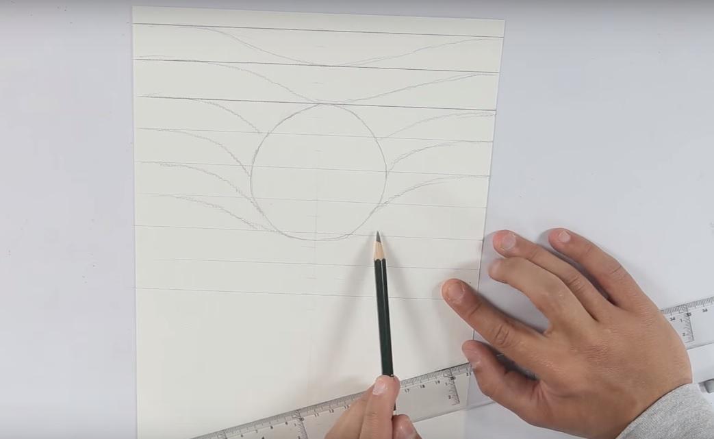 Experimentos Caseros Como Dibujar Un Esfera En 3d Tecnicas De