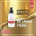 Amostras Grátis - Óleo de Argan HSI Professional
