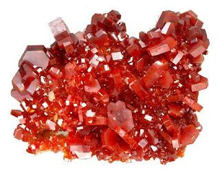 vanadinita caracteristicas fisicas cristal | foro de minerales