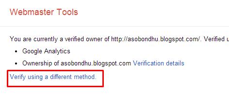 কিভাবে Google Analytics এ আপনার ব্লগার ব্লগ ভেরিফাই করবেন ! এটা খুবি দরকারি একটি জিনিস !!