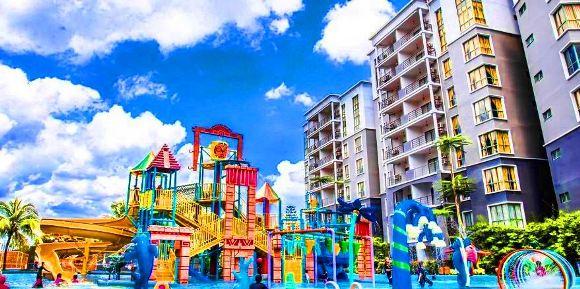 Gold coast melaka resort