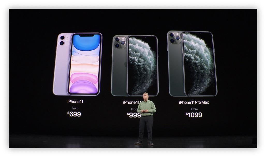آي-فون 11  بسعر 699 دولارًا