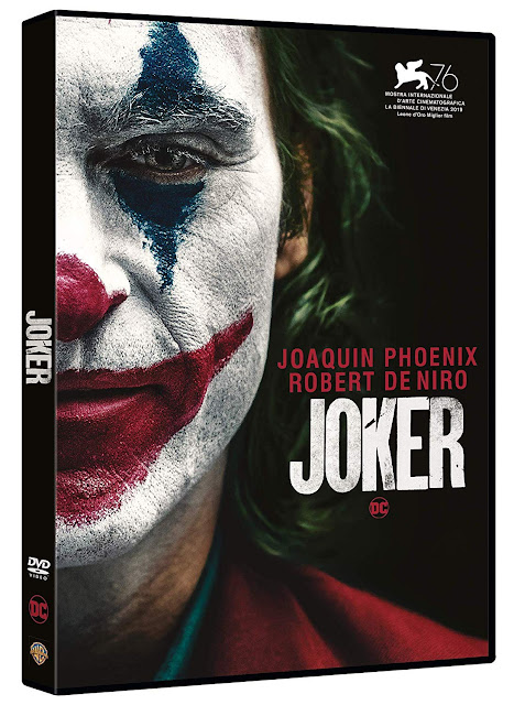 Joker Home Video
