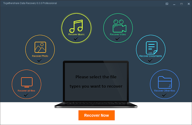 togethershare data recovery 5.8.1