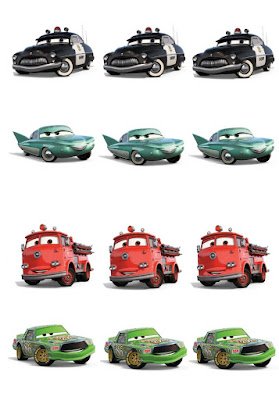 cars 3 birthday ideas