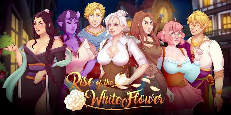 Rise Of The White Flower APK Chapter 4 v0.4.1 [Android|Pc|Mac] Adult Game Download | The Adult Channel