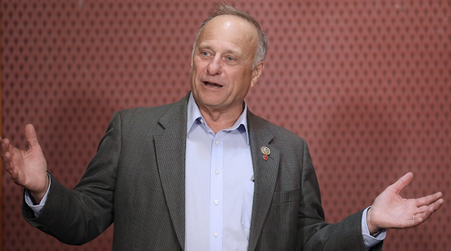 Steve King Questions How 'White Supremacist' Became Offensive