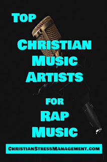 Top Christian music artists for rap music