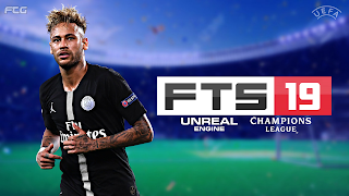 FTS 2019 Android Offline 300 MB UCL Edition Best Graphics