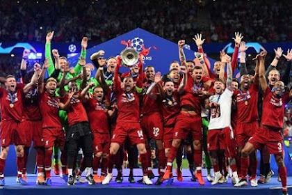 Bantai Tottenham Hotspur 0-2 Menghantarkan Liverpool Juara Liga Champions