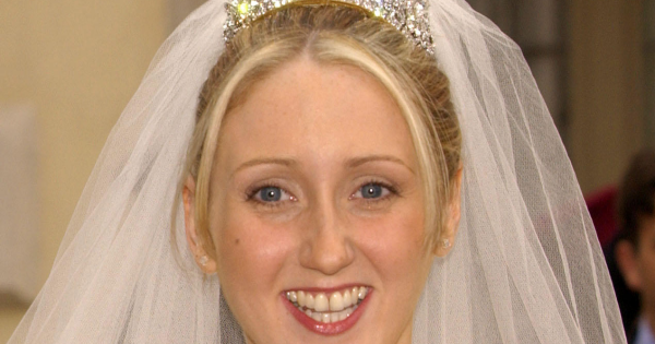 Earl Of Ulster Wedding: The Daily Diadem: The Countess Of Ulster's Wedding Tiara