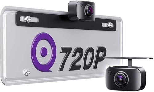 eRapta ERT11 3rd Generation Car Backup Camera