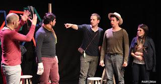 Trilogía del error | Teatro LA MAMA 2