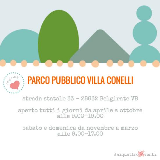 Ai Quattro Venti Parco Pubblico Villa Conelli