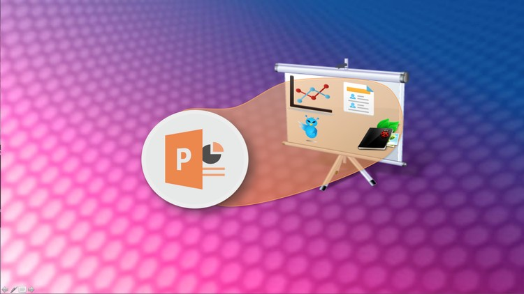 78% off Create amazing animated presentations in PowerPoint