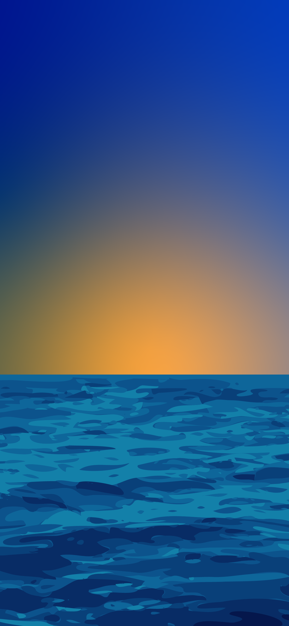 lockscreen background wallpaper simple ocean sea illustration hd