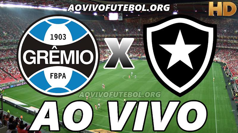 Assistir Grêmio x Botafogo Ao Vivo HD