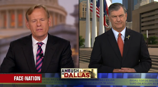"""Dallas Mayor On """"One Of The Real Issues"""" With Guns"""