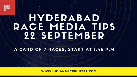 Hyderabad Race Media Tips, free indian horse racing tips, trackeagle, racingpulse