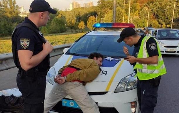 Стрілянина в Києві: поліція затримала стрілка