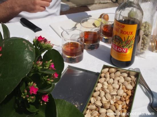 フランス・ノルマンディのおいしいゴハン、ノルマンディ地方観光、食事
