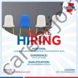 Jobs in Descon Engineering Ltd