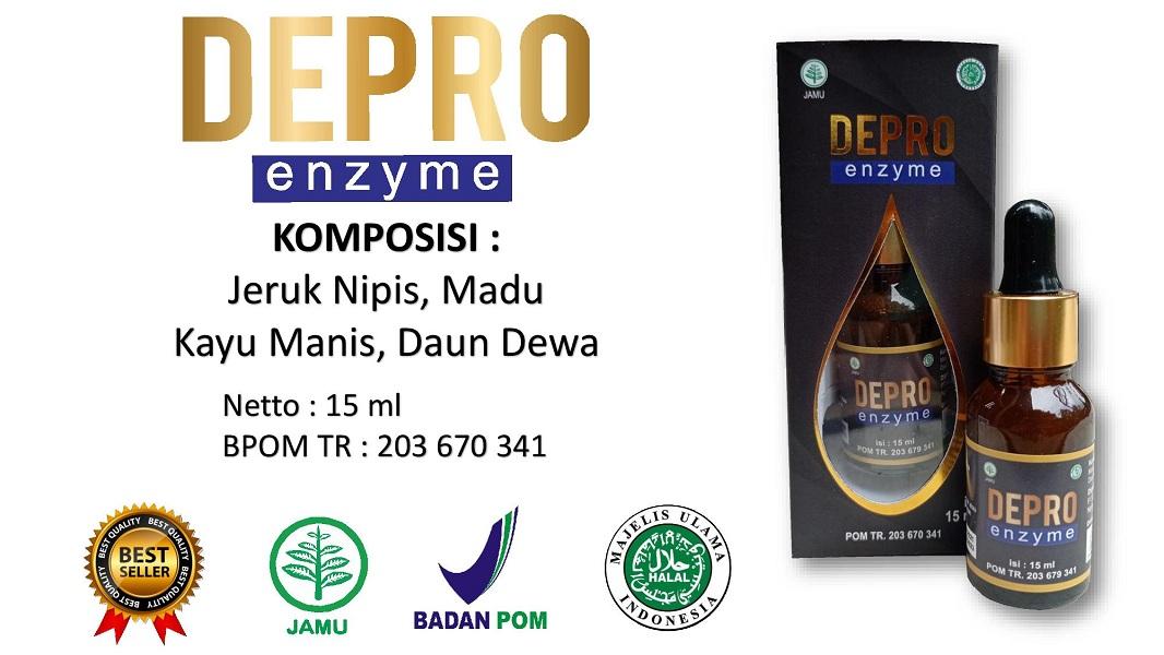 Produk kesehatan nasa depro enzyme