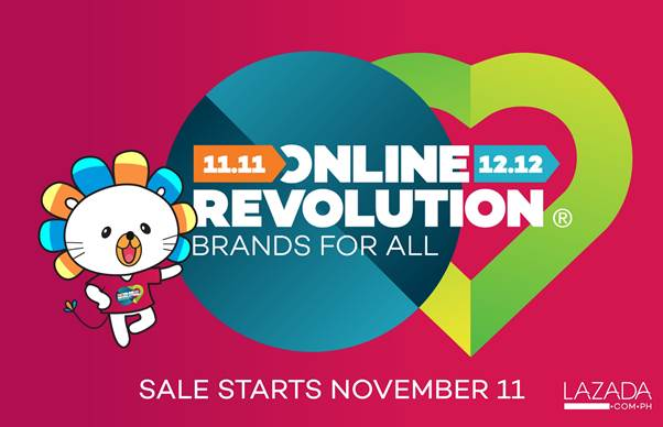 Lazada launches 11.11 with more than 1M deals!