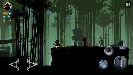 Ninja Arashi Screenshot
