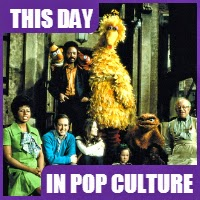 Sesame Street aired for the first time on November 10, 1969.