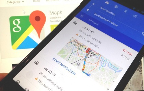 Google Maps v9.60 APK Update with new Picture-in-Picture mode and Personal Notes & Review Feature