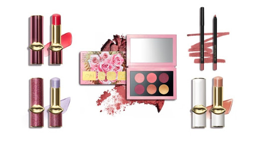 Pat McGrath Rose Decadence Collection