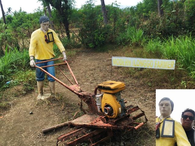 Modern Ilonggo Farmer at Garinfarm San Joaquin Iloilo