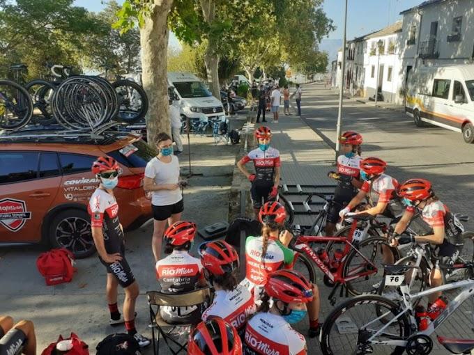 El Club Ciclista Meruelo despide el Torneo Euskaldun en Otxandio
