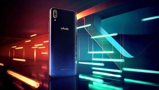 Design dan warna Vivo V11 Pro