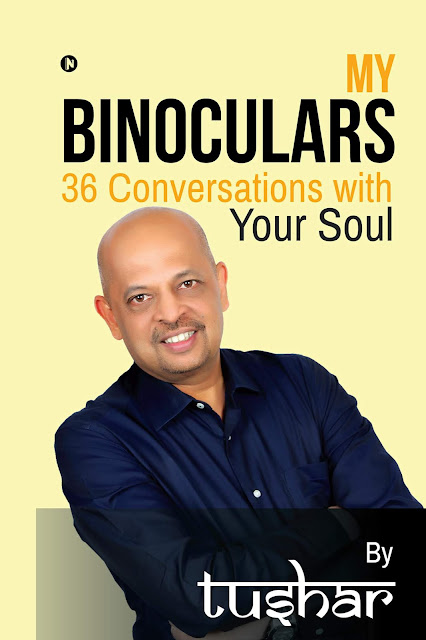 News : Notion Press publishes 'My Binoculars 36 Conversations with Your Soul' written by Tushar