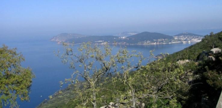 istanbul anadolu yakası tarihi ve doğal gezi yerleri dragos tepesi