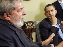 """Obama compara Lula a """"chefão de crime americano"""""""