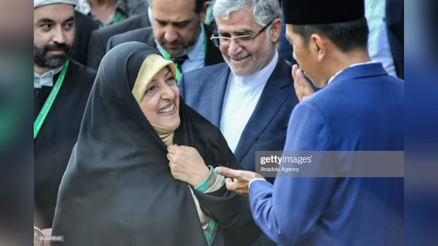 Wakil Presiden Iran Terjangkit Corona