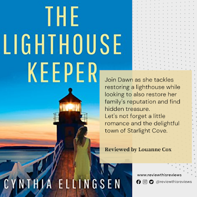 The Lighthouse Keeper by Cynthia Ellingsen Reviewed
