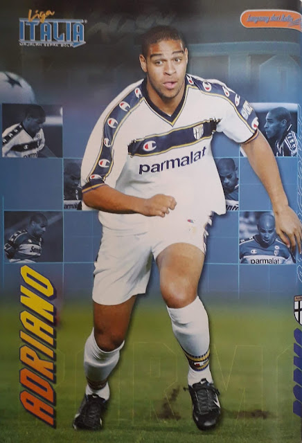 ADRIANO OF AC PARMA