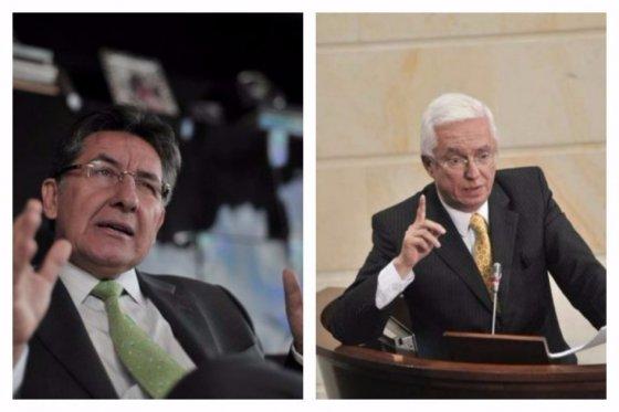 @JERobledo se le atraviesa a aspiración de Néstor Humberto Martínez a la Fiscalía