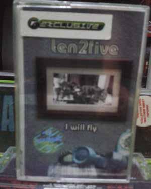 Kaset Ten2Five - I Will Fly