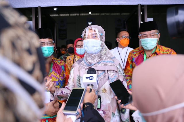 Muswil LDII Lampung 2020, Pemprov Dorong Lembaga Dakwah Islam Indonesia Kembangkan Sikap Akhlakul Karimah