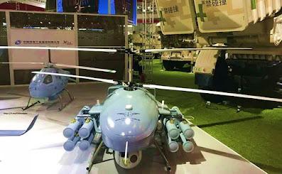 CR500 Golden Eagle Combat Drone Copter