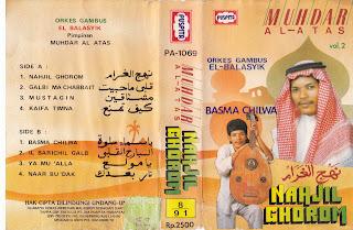 Muhdar Alatas Full Album Nahjil Ghorom
