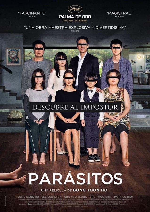 Parásitos Poster España